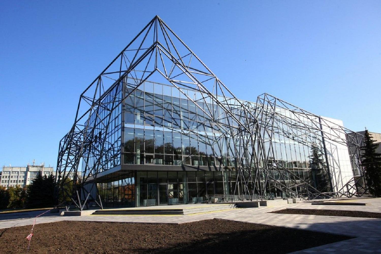 Побудований за кошти ДФРР Центр надання адміністративних послуг у Полтаві