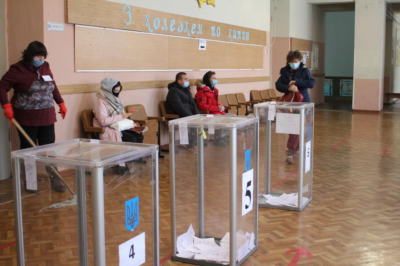 Підсумки порушень двох турів місцевих виборів на Полтавщині