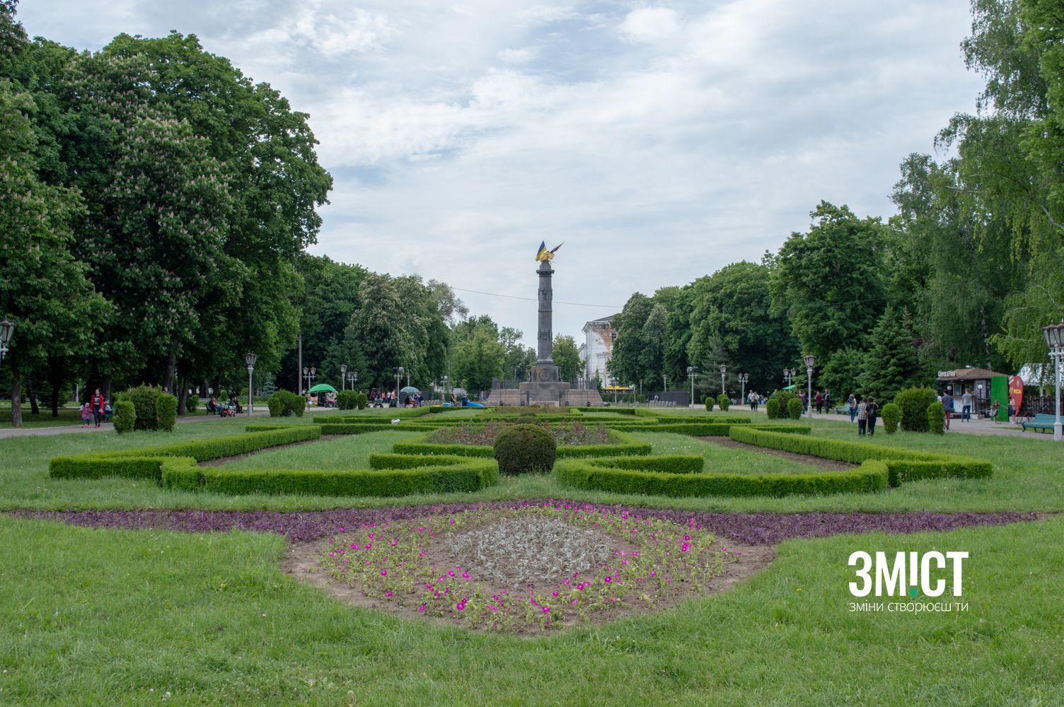 Вигляд міста формує його історична архітектура