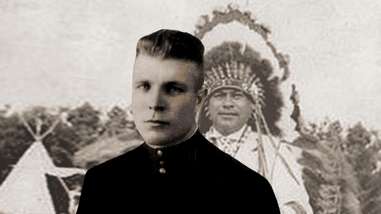 Іван Даценко – військовий льотчик з Полтавщини, який став індіанським вождем
