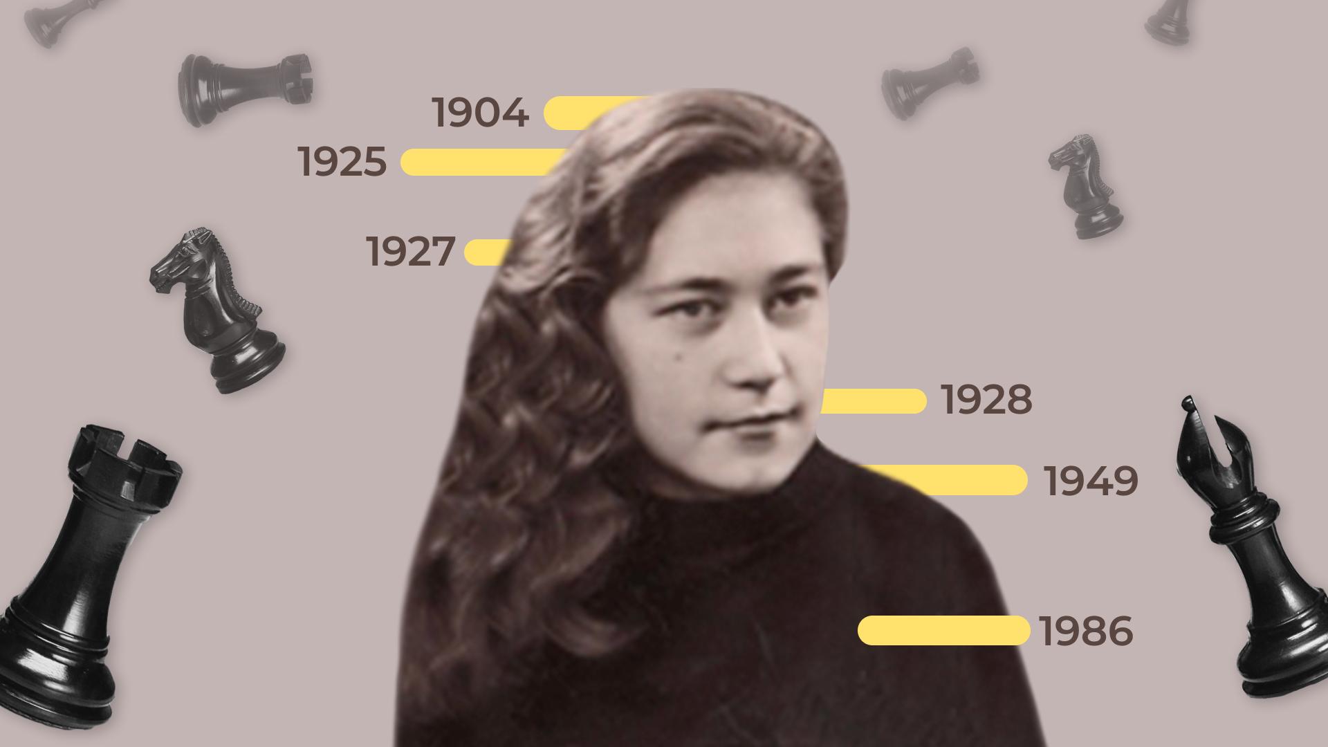 Людмила Руденко – шахова королева з Полтавщини