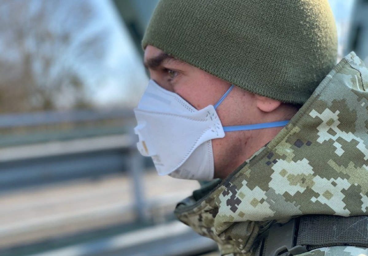 У Полтавському госпіталі перебувають 3 військових з коронавірусом