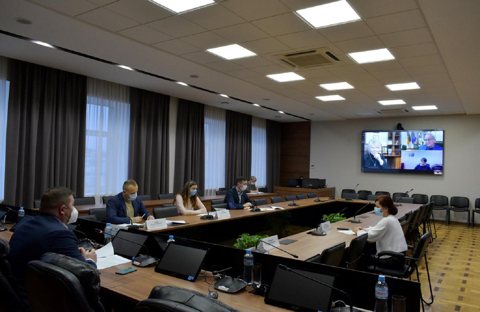 На засіданні Наглядової Ради Агенції регіонального розвитку Полтавщини
