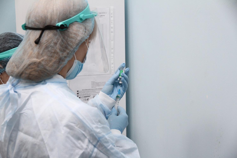 Вакцинація на Полтавщині стартувала 25 лютого