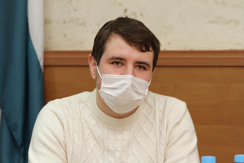 Лікар, який першим отримав щеплення від коронавірусу на Полтавщині, – Роман Пономаренко