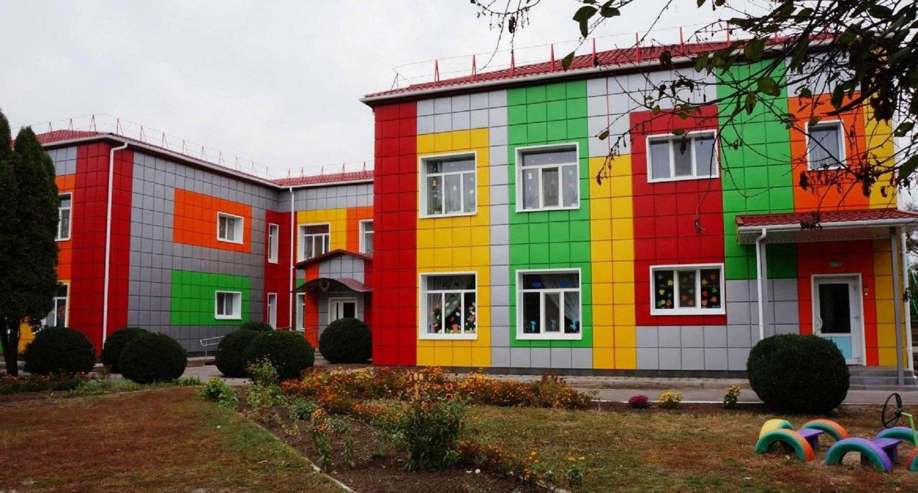 Дитячий садок у Лохвиці