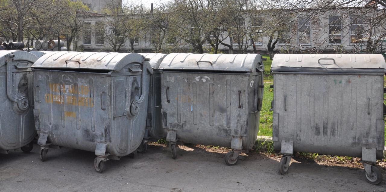 Що не можна викидати до сміттєвих баків у Полтаві