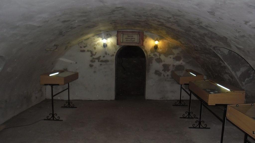Гадяцькі підземелля