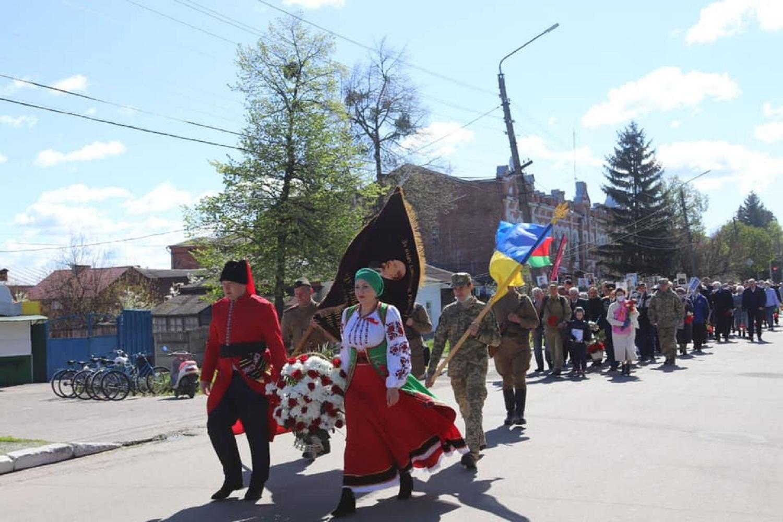 9 травня у Зінькові
