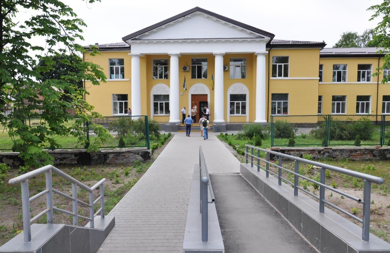 3-я міська лікарня Полтави