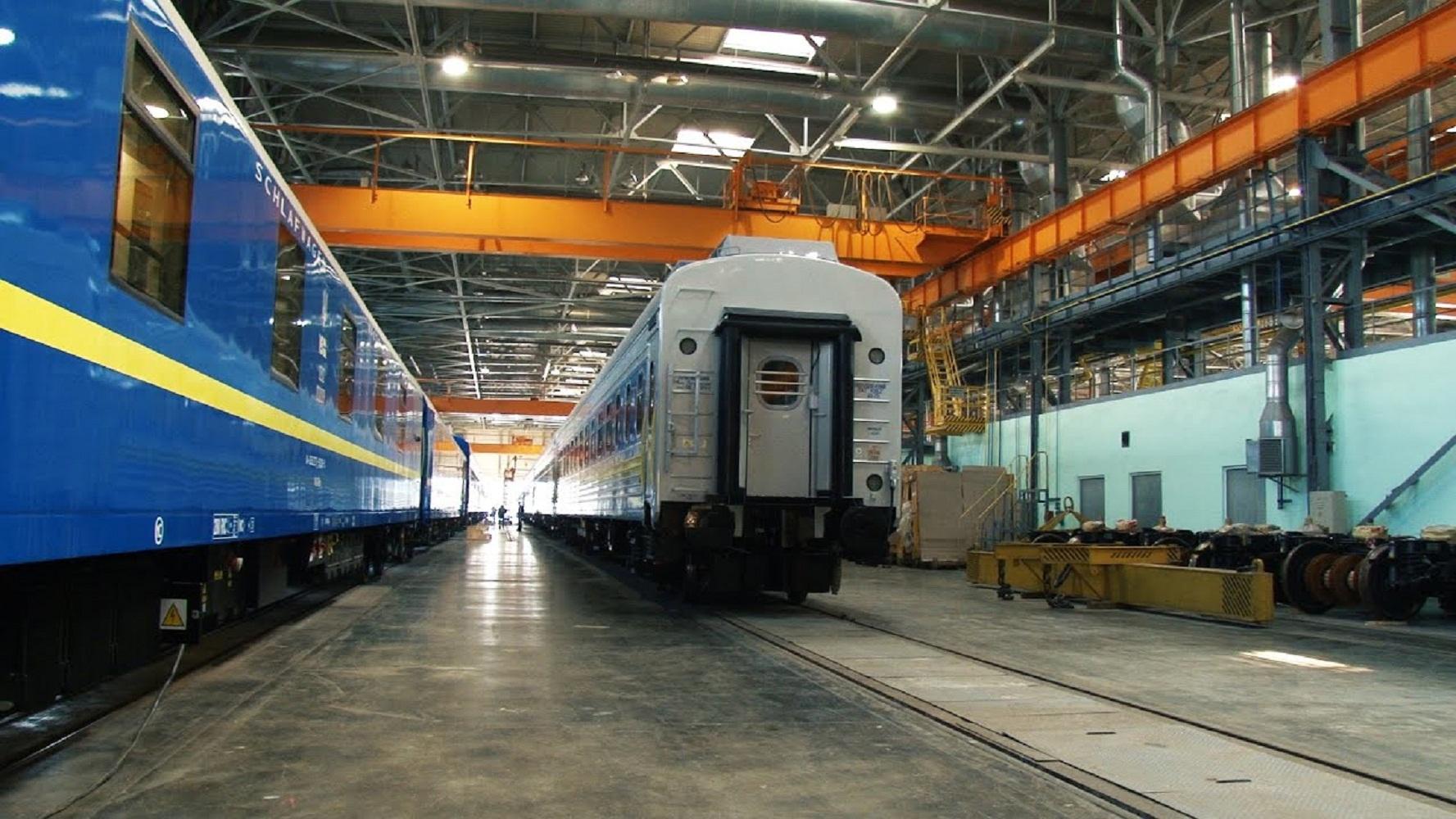 Крюківський вагонобудівний завод