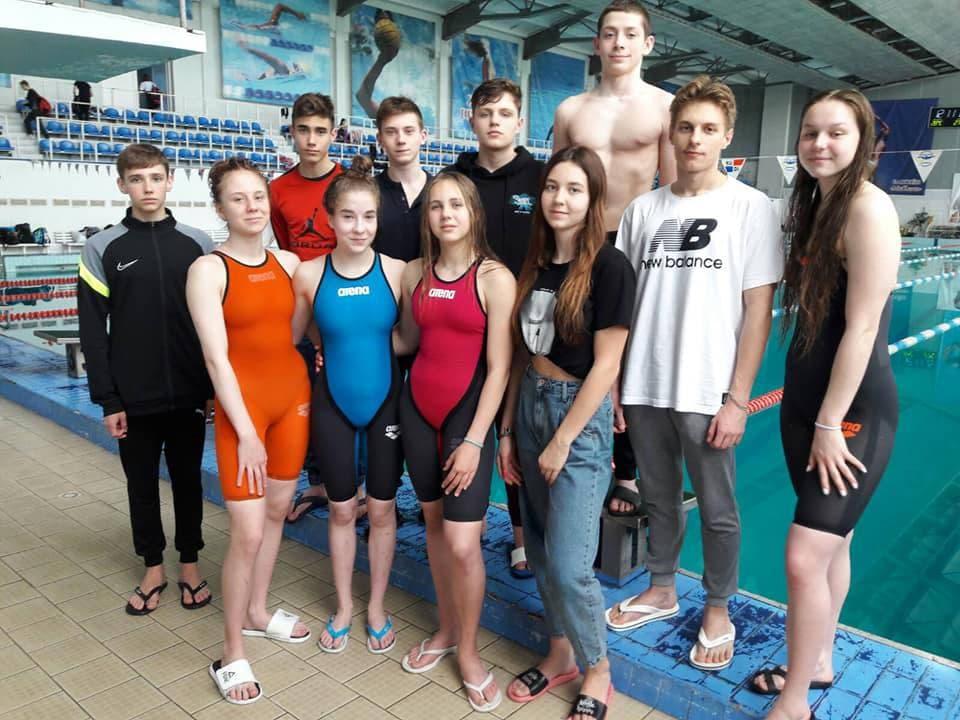 Школярі з Полтавщини на змаганнях