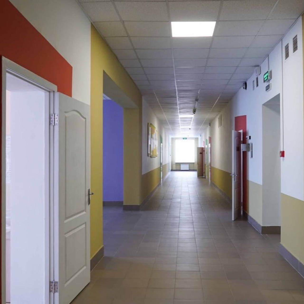 Школа у Заводському. Ілюстративне фото