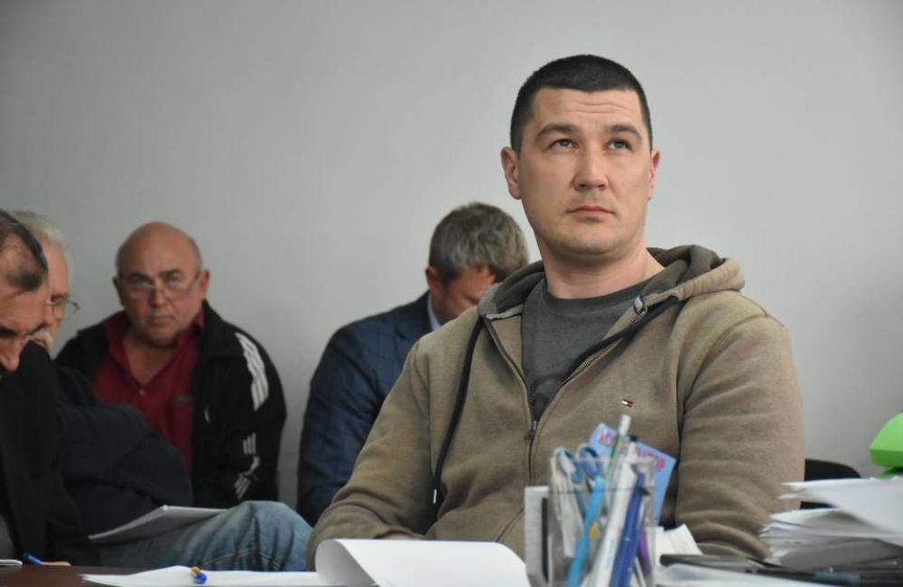 Максим Брехнич (фото - poltava.to)