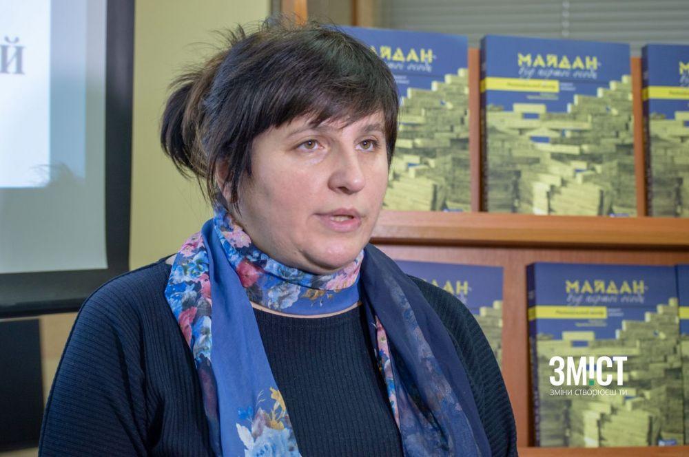 Координаторка проєкту Тетяна Привалко