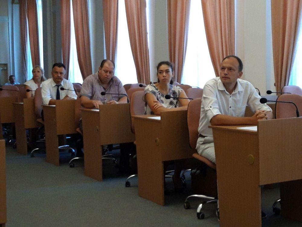 У Полтаві пройшов перший етап конкурсу на керівника та заступника управління освіти