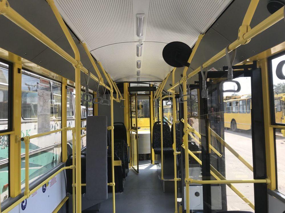 Схожі тролейбуси Полтава купувала 10 років тому