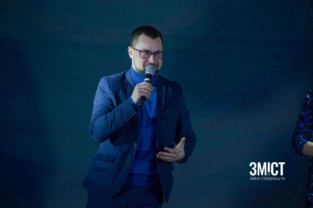 Помічник народного депутата Андрія Бобляха Іван Ксенжук