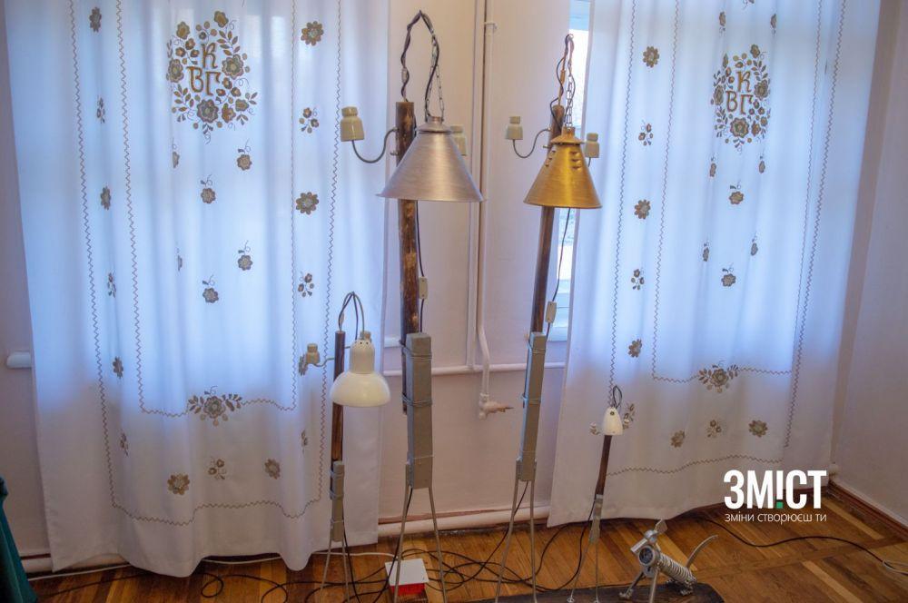 Світильники від полтавського лікаря-ветеринара