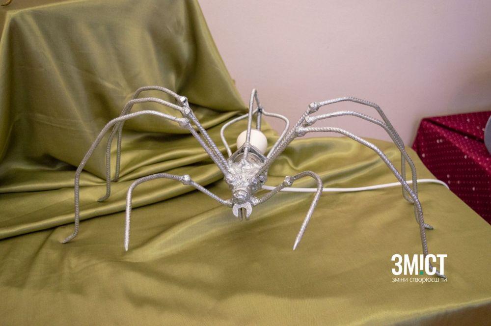 Павук від Володимира Клемазова