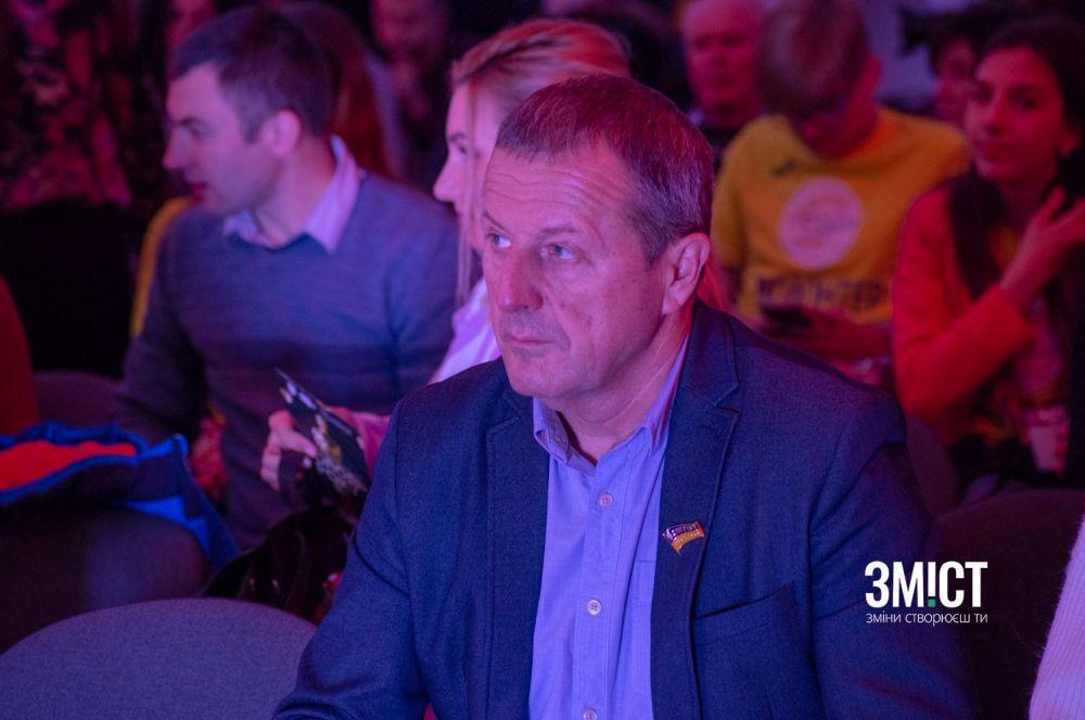 Депутат міськради Юрій Бойко