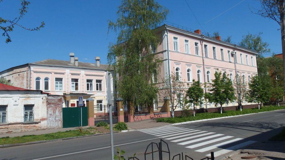 Полтавський міський багатопрофільний ліцей №1 (Джерело – wikimapia)