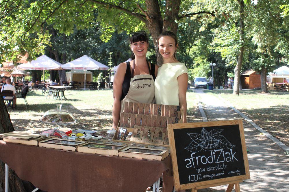«Afrodiziak» на фестивалі пива