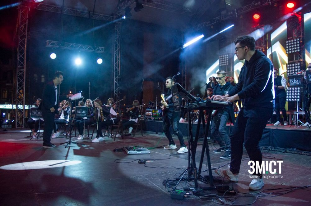Prime orchestra у Полтаві
