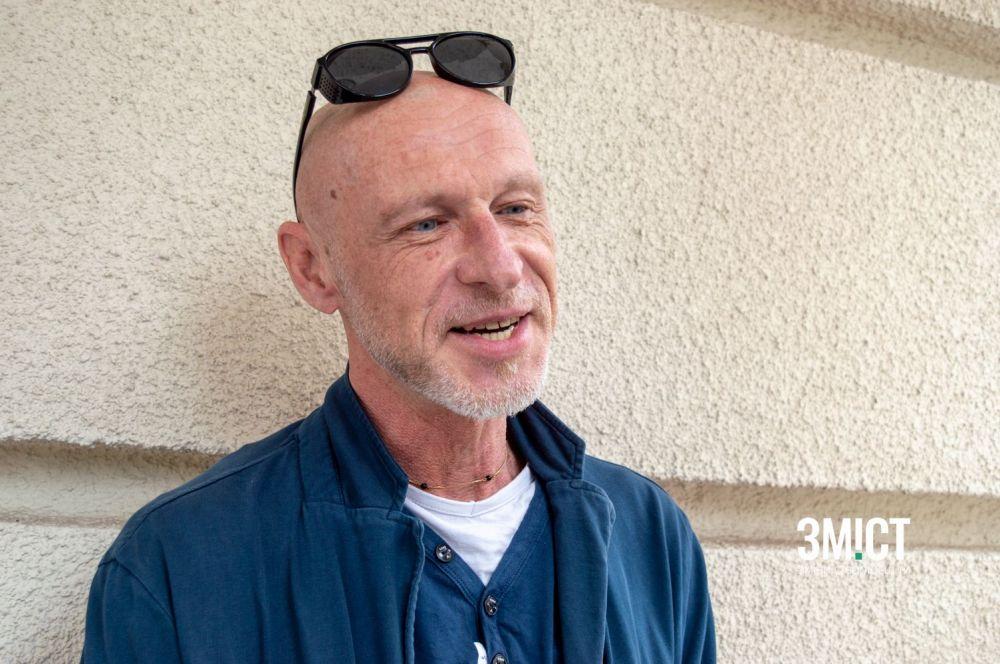 Юрій Іздрик у Полтаві