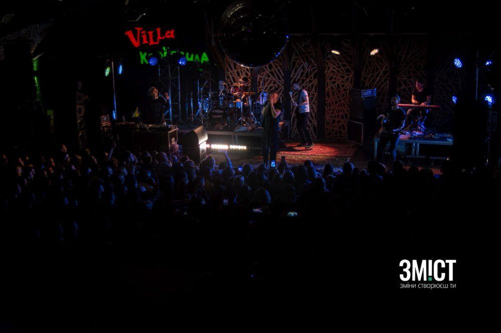 «Бумбокс» в оновленому складі відіграли концерт