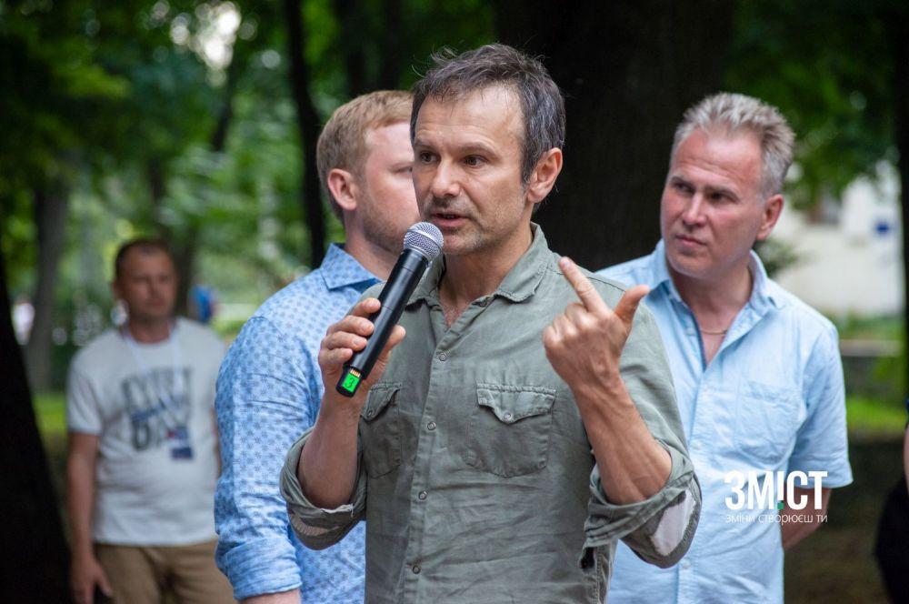 Громадські та політичні діячі, які відвідали Полтаву: фотопідсумки