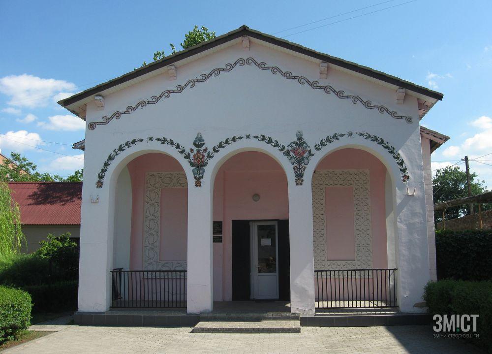 Музей Давида Гурамішвілі. Фото – з вільних джерел